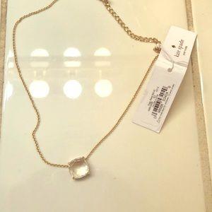 Kate Spade Cause A Stir Mini Pendant Necklace
